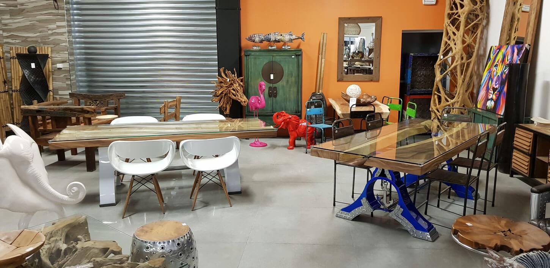 Do'n'Zo Design - Table Miami et Atlantis de disponible dans la boutique Baticaro